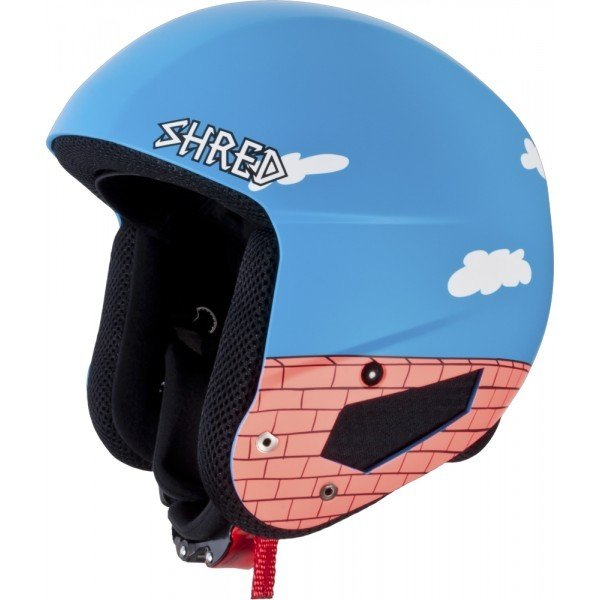 HELMA SHRED MEGA BRAIN BUCKET THE GUY