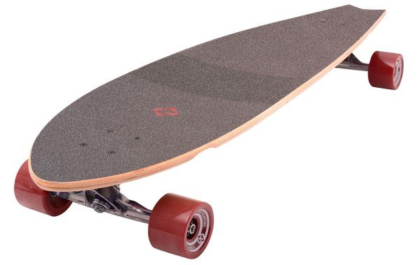 LONGBOARD STREET SURFING FISCHTAIL 42 LINE UP