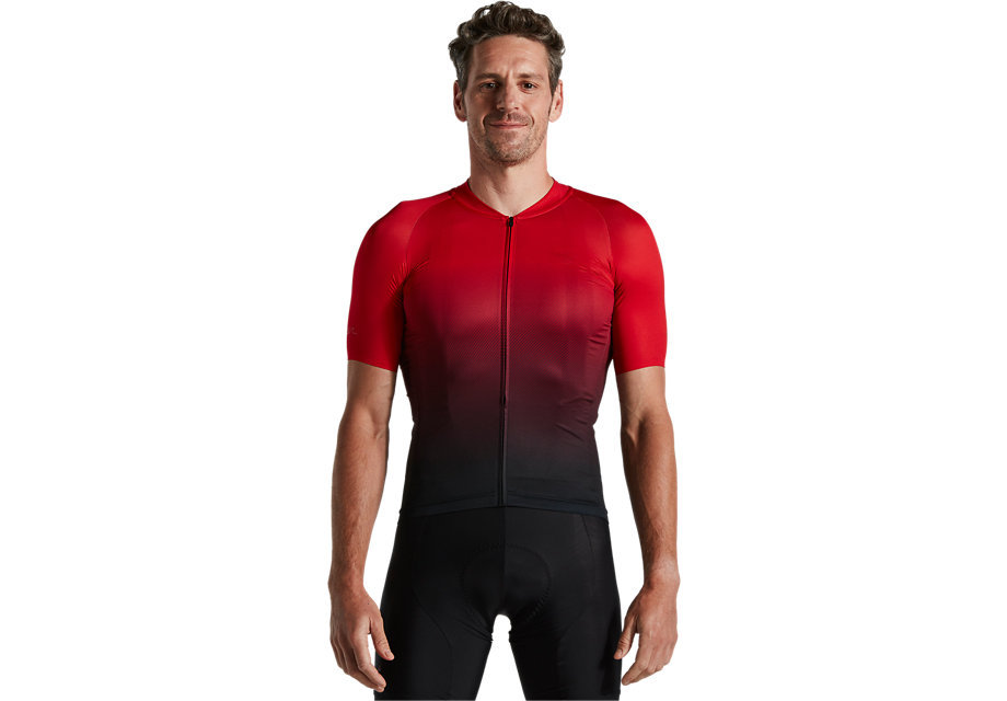 Dres SPECIALIZED SL AIR JERSEY SS SAGAN DECON