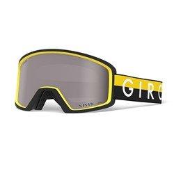 Brýle GIRO BLOCK - BLACK YELLOW THROWBACK - Helia Sport dab86c0a281