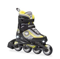 BRUSLE ROLLERBLADE SPITFIRE FLASH