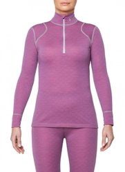 Triko Thermowave Merino XTREME HIGH NECK ZIP LS W