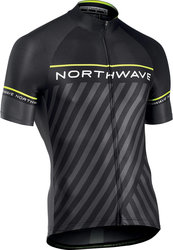 Dres NORTHWAVE FORCE LOGO 3 JERSEY SLEEVES