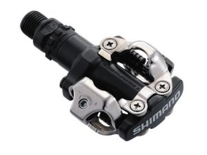 Pedály Shimano SPD PD-M520L s kufry